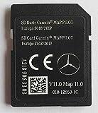 SD Karte Mercedes Garmin Map Pilot STAR1 v11 Europe 2018-2019 - A2189063303