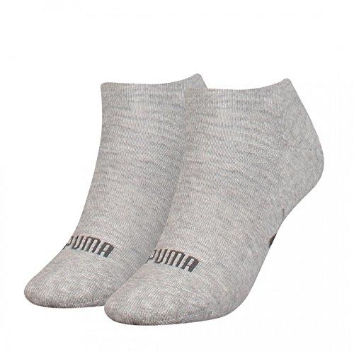 PUMA Damen New Casual Sneaker Classic 6er Pack, Größe:35-38, Farbe:Grey Melange (032)