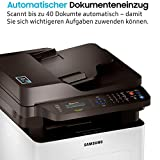 Samsung Xpress M2885FW/XEC Monolaser-Multifunktionsgerät (Drucken, Scannen, Kopieren, Faxen, 4.800 x 600 dpi, 128 MB Speicher, 600 MHz Prozessor) - 4