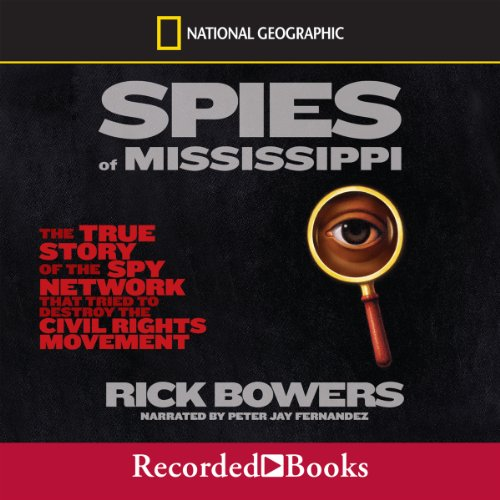 Spies of the Mississippi audiobook cover art