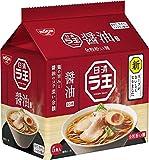 Nissin - Raoh Ramen japonais instantané Soupe à la sauce soja classique Nouilles...