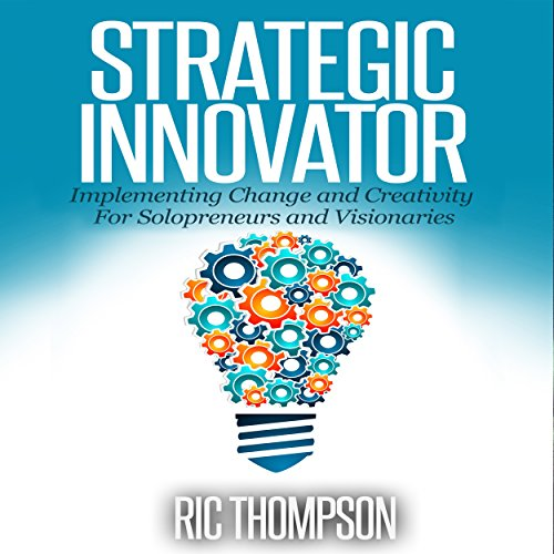 Strategic Innovator cover art