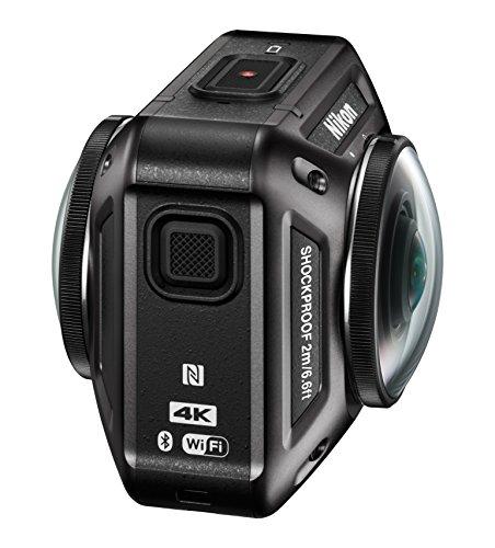 Nikon KeyMission 360 schwarz - 3