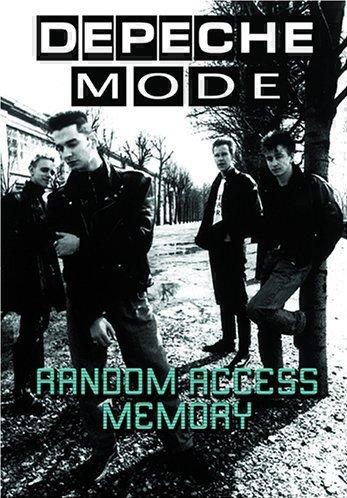 Depeche Mode - Random Access Memory [Reino Unido] [DVD]