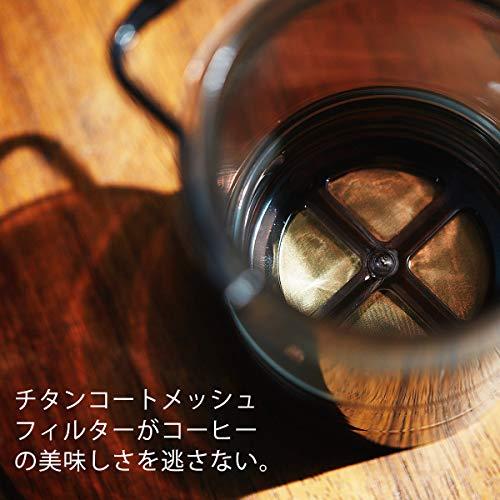 タイガーGRANDXコーヒーメーカーACQ-X020-WF