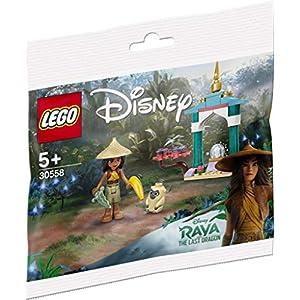 Amazon.co.jp - レゴ ディズニー ラーヤとオンギのハートランドの冒険<ミニセット> 30558