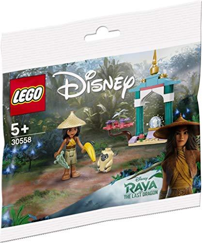 LEGO Disney Raya y el Ongi 30558 - Juego de bolsas de plástico
