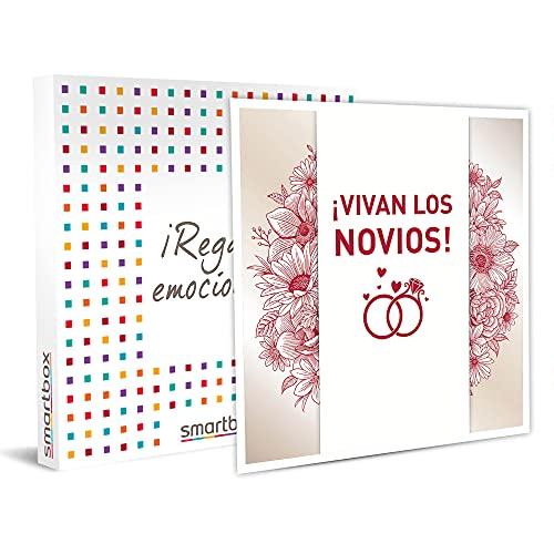 Smartbox - Caja Regalo Amor para Parejas - ¡Vivan los Novios! -...