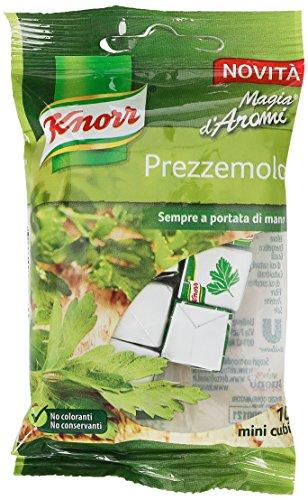 Knorr Prezzemolo, 10 Mini Cubi - 35 gr