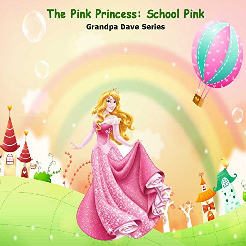 The Pink Princess: School Pink cover art