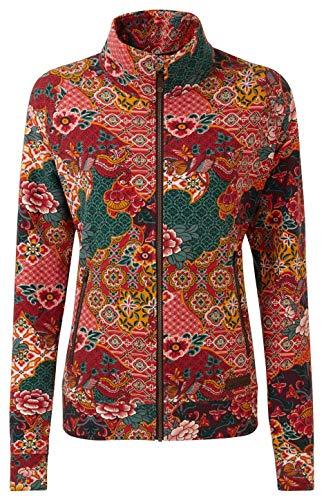 SHERPA ADVENTURE GEAR Damen Zehma Jacke Ani Tibetanischer Print M ANI TIBETAN PRINT M