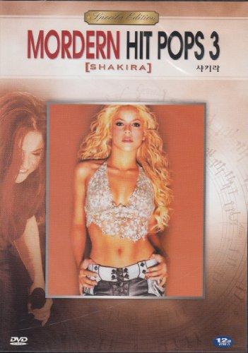 Mordern Hit Pops 3 , Shakira  MTV Unplugged 1999 Specila Edition