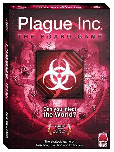 Plague Inc - Brettspiel (Auf Englisch)