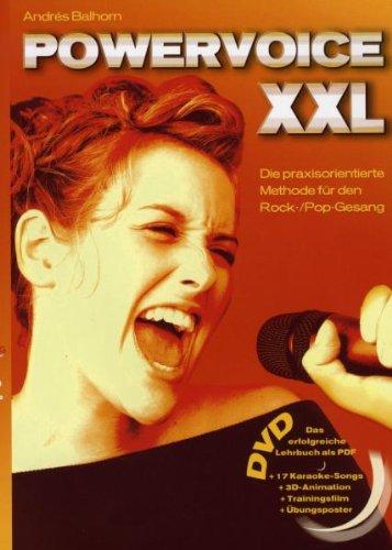 Powervoice XXL (DVD-Single)
