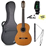 Cordoba C9 CD/MH Cedar Top Acoustic Nylon String Classical Guitar With Polyfoam Case...
