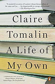 A Life of My Own: A Memoir by [Claire Tomalin]