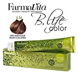 B-Life Color 6.34 sans Amoniac - Farmavita (100ml)