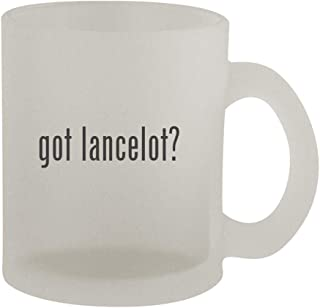 got lancelot? - 10oz Frosted Coffee Mug Cup, Frosted
