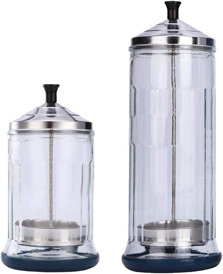 LSB-SHOWER Max 67% OFF 2 Pieces Disinfection Jar Great interest Sterilization Holder Profi