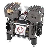 Pompa per vuoto senza olio, 220V 85W Pompa per vuoto senza olio 620 mmHg / -82 kpa 20L / min Pompa per vuoto per strumento da laboratorio, Attrezzatura medica, Macchina automatica