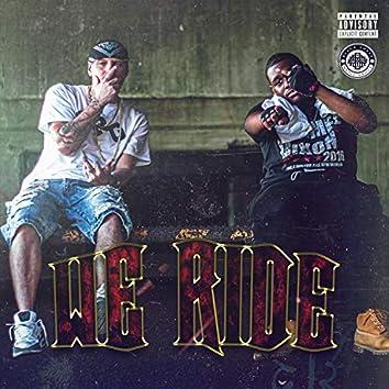 We Ride (feat. Regis Hillman)
