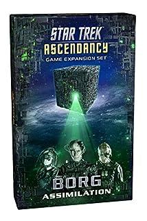 Gale Force Nine GF9ST027 Star Trek - Ascendancy Borg Assisilation (1945625600) | Amazon price tracker / tracking, Amazon price history charts, Amazon price watches, Amazon price drop alerts