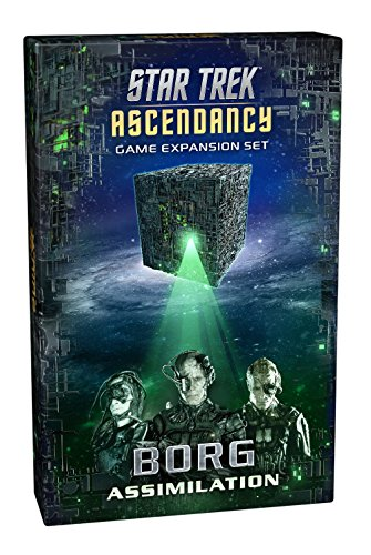 Gale Force Nine GF9ST027 Star Trek - Ascendancy Borg Assisilation  en oferta