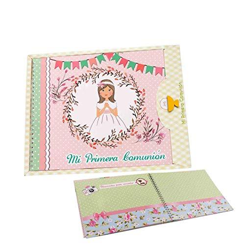 BodasOutlet Libro Firmas Comunion para Niña