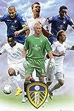 1art1 Fußball - Leeds, Spieler 10/11 Poster 91 x 61 cm