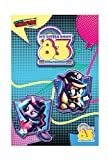 My Little Pony Exclusive Rockie Davies Enamel Collector Pin 3-Pack Blue