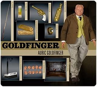 James Bond Goldfinger Auric Goldfinger 1:6 Scale Action Figure