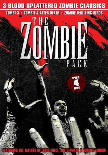 Zombie Pack [USA] [DVD]: Amazon.es: Zombie Pack: Cine y Series TV