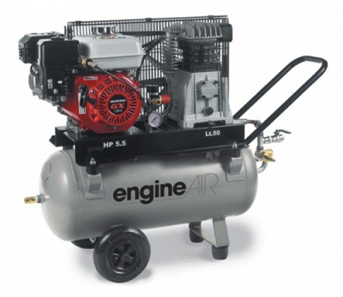 Aerotec 600-50 Benzin - Benzinkompressor - 230V