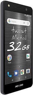 "Smartphone Positivo Twist S531 32GB Tela 5.2"" Câmera 8MP Android 8.0 - Cinza"