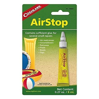 Coghlan's 8880 Airstop Sealant, 0.27-Ounce/ 8 ml