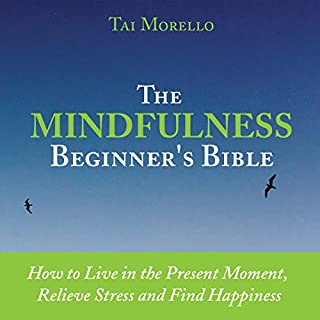 The Mindfulness Beginner's Bible audiobook cover art