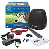 PetSafe Stay & Play Wireless Fence for Stubborn Dogs – Above Ground...