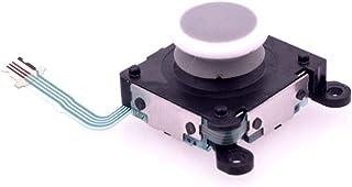 Deal4GO Original Left Right Joystick Button 3D Rocker Analog Stick Replacement for Sony PSV 2000 PS Vita 2000 2001 White