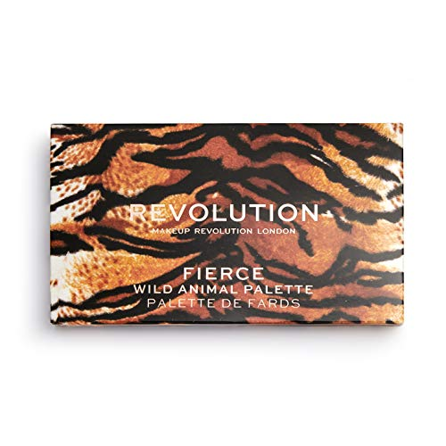 Makeup Revolution London Fierce Wild Animal Palette 18 cores