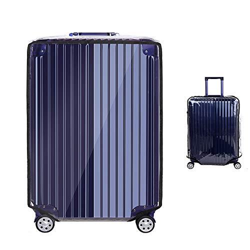 Custodia protettiva per bagaglio copri valigia di Borsa impermeabile in PVC riutilizzabile pieghevole impermeabile antipolvere pieghevole