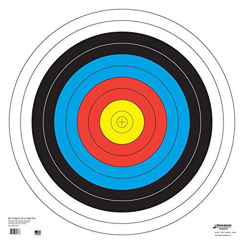 Archery 40cm & 80cm Targets by Longbow