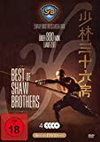 Shaw Brothers Mega Box - Best of Shaw Brothers (4 Discs)