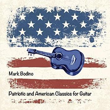 Patriotic and American Classics for Guitar