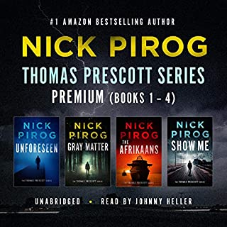 Thomas Prescott Series Premium cover art