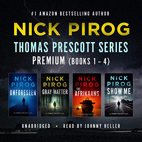 Thomas Prescott Series Premium: Books 1 - 4
