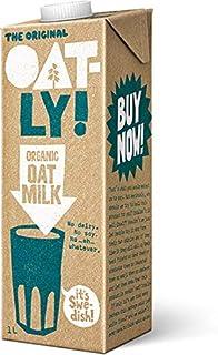 Oatly Organic Oat Milk, 1 l