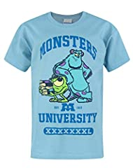 Niño - Disney - Monsters University - Camiseta