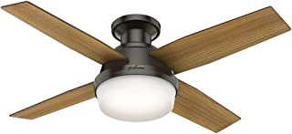 Best hunter dempsey 44 inch ceiling fan Reviews