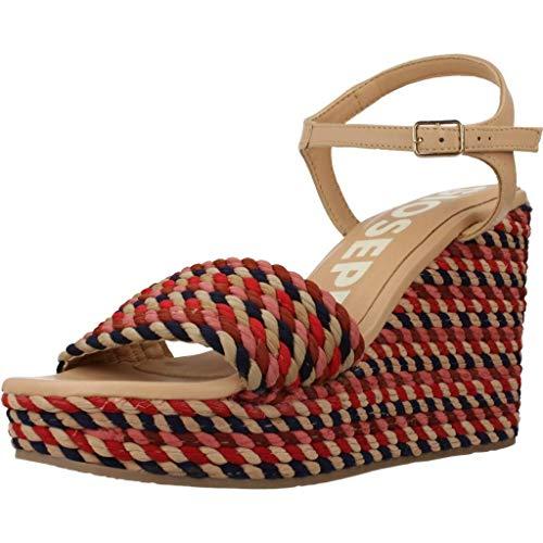 Gioseppo BORBA, Zapatos de tacón con Punta Abierta Mujer, Multicolor Multicolor Multicolor, 41 EU