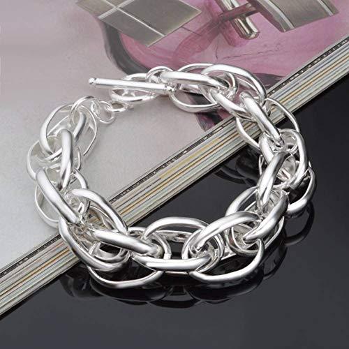 HMKLN Armband Laterne Armbänder & Armreifen für FrauenSterling Silber Schmuck